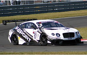 Bentley Continental GT3 - C3595