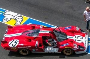 フェルナンド・アロンソのFerrrari 512S